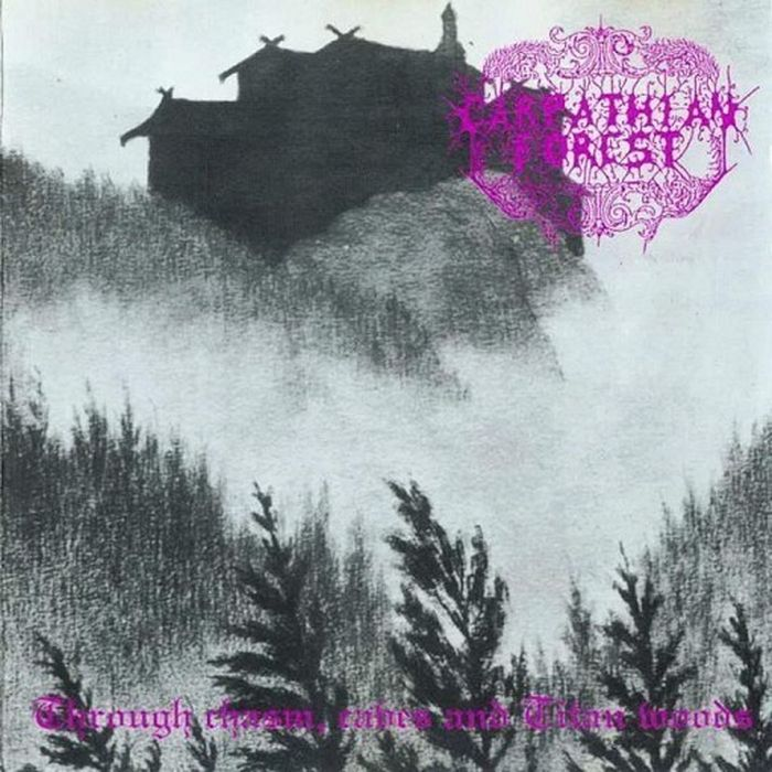 Carpathian Forest Carpathian Forest. Through Chasm, Caves & Titan Woods the caves dogs