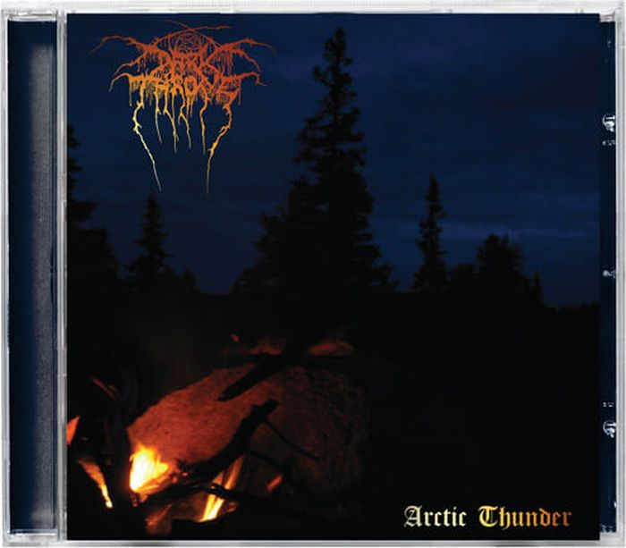 Darkthrone Darkthrone. Arctic Thunder (LP)