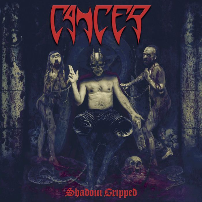 Cancer Cancer. Shadow Gripped