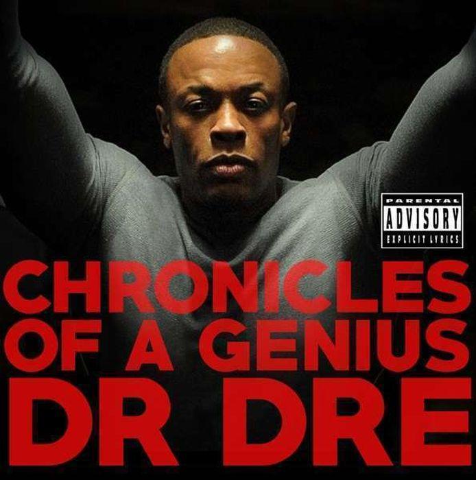 Dr Dre Dr Dre. Chronicles Of A Genius dr dre dr dre 2001 2 lp 180 gr