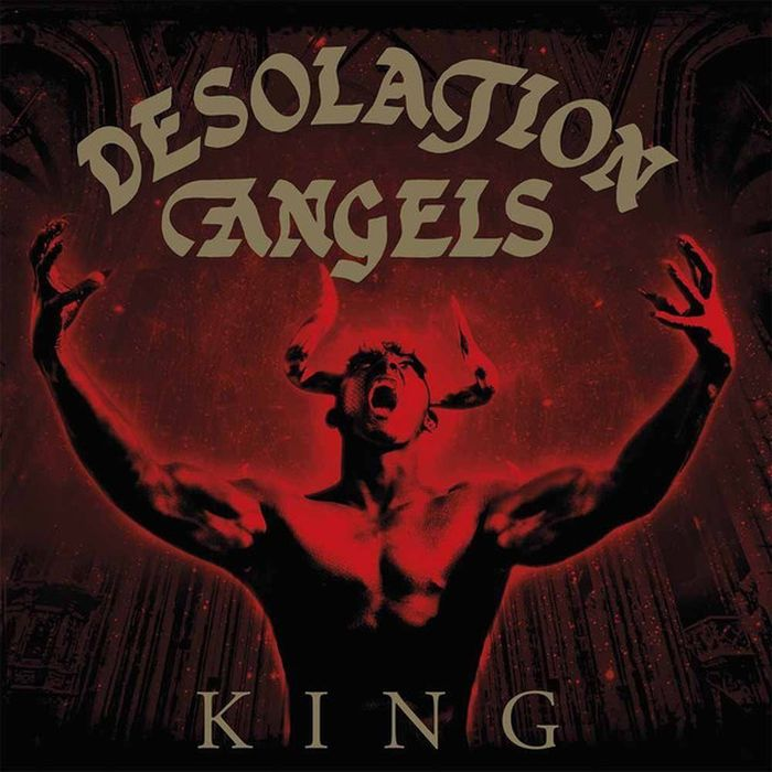 Desolation Angels Desolation Angels. King (LP) джеймс аполло james apollo angels we have grown apart lp