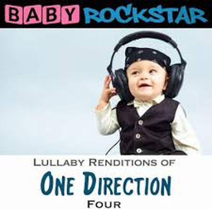 Baby Rockstar Baby Rockstar. One Direction Four: Lullaby Renditions цена и фото