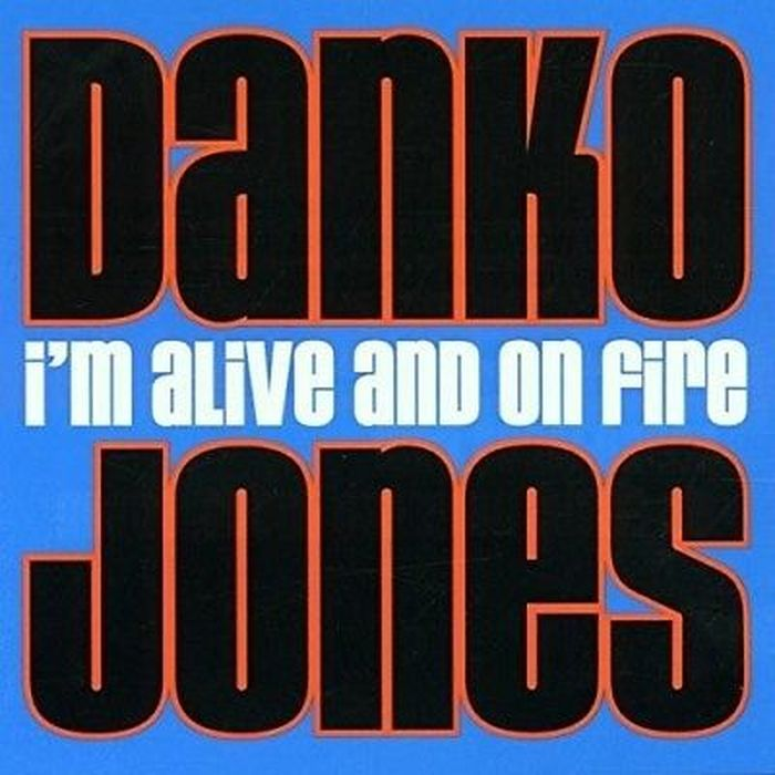 цена на Danko Jones Danko Jones. I'm Alive And On Fire (LP)