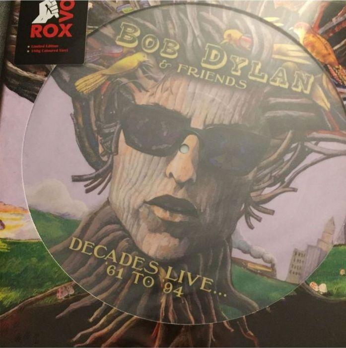 Bob Dylan. Decades Live... '61 to '94 (LP)