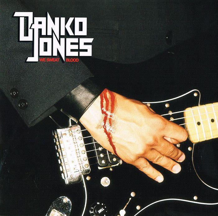 Danko Jones Danko Jones. We Sweat Blood (Vinyl) (LP) danko jones danko jones sleep is the enemy