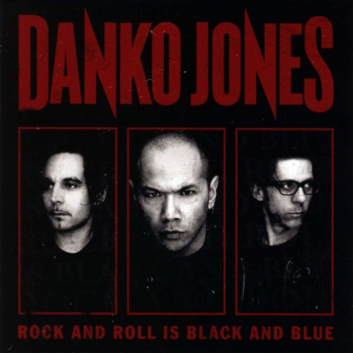 Danko Jones Danko Jones. Rock And Roll Is Black And Blue (LP) danko jones danko jones sleep is the enemy