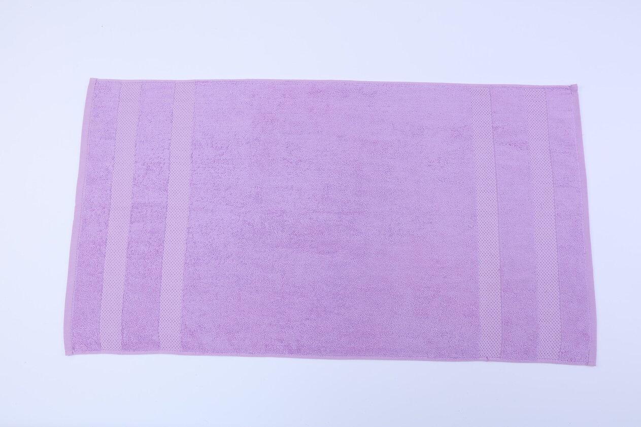 Полотенце Василиса Конфетти, 36237, сиреневый, 70х130 см полотенце махровое василиса флер цвет морская волна