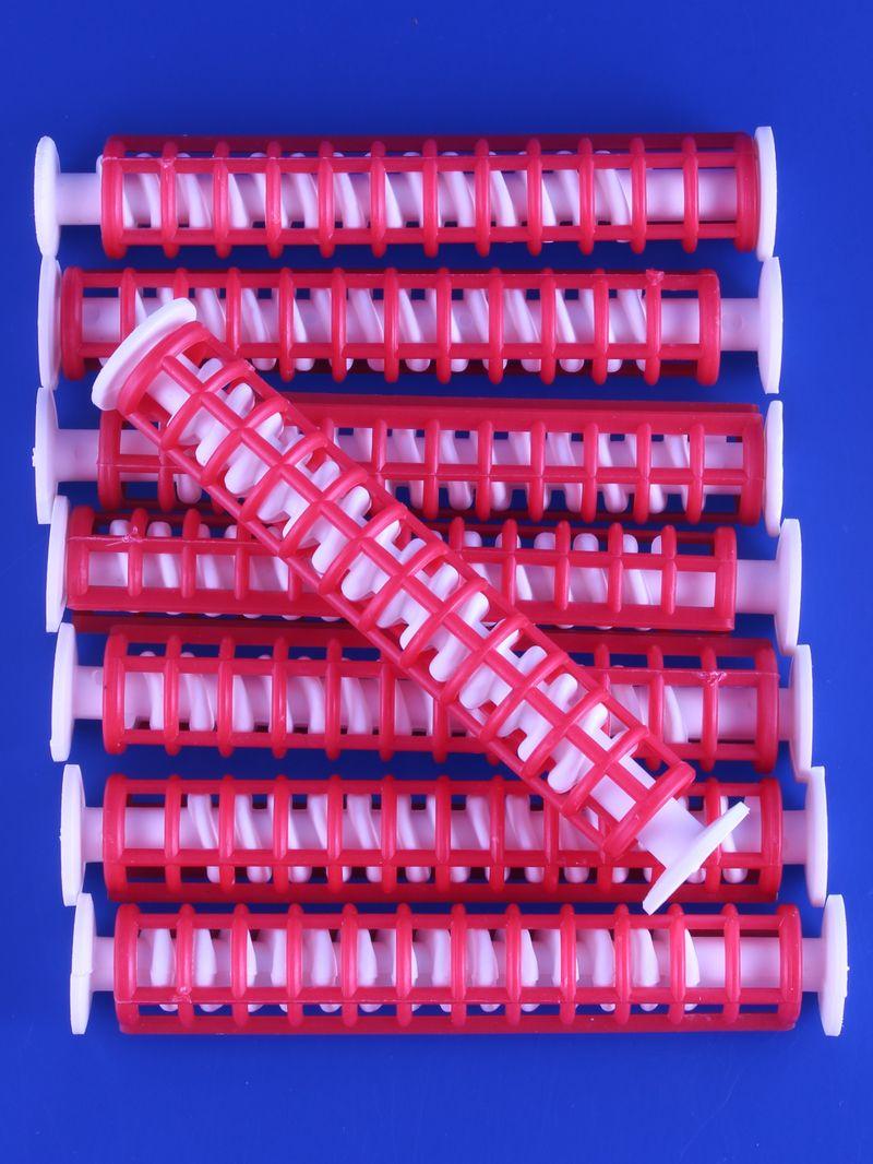 ТермоБигуди Выручалочка, диаметр 1 см, 8 шт термобигуди dewal beauty 6 8 1 7 см 6 шт синий