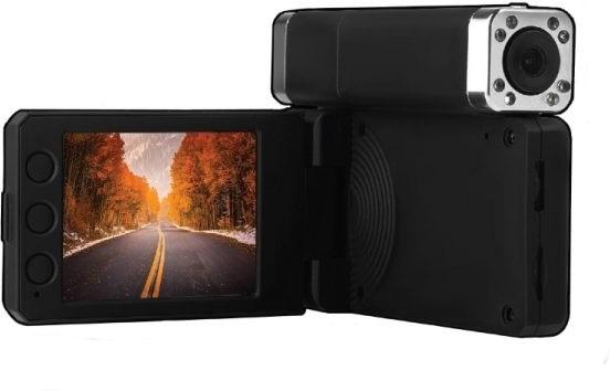 Видеорегистратор Artway AV-530, с 2 камерами, черный