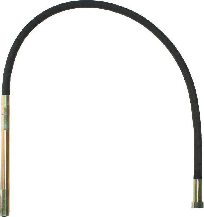 Гибкий вал Спец, 1811002, для вибратора электрического ВЭ-800, диаметр 38 мм, длина 2 м цена