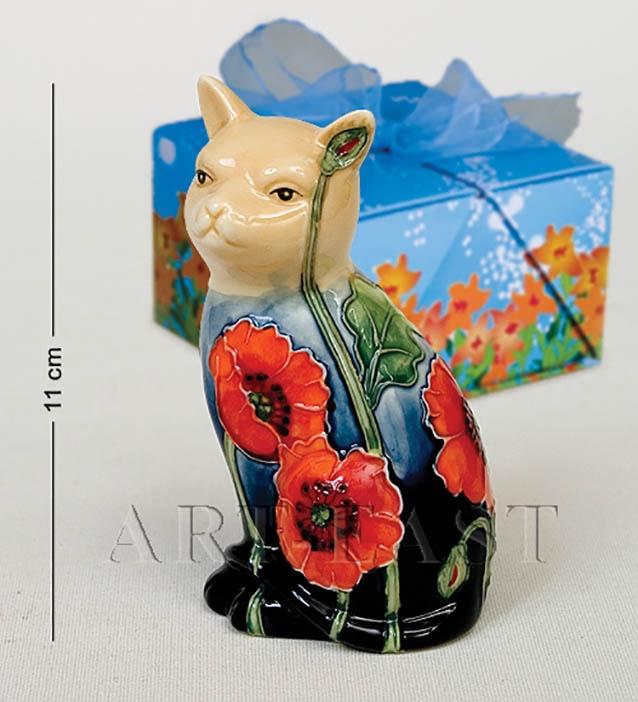 Фото - Фигурка декоративная ''Кошка'', JP-11/24 фигурка декоративная pavone ваза jp 24 4 10146