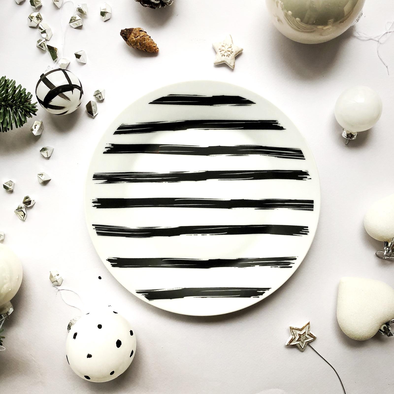 Тарелка Сотвори Чудо Линия 20 см, белый тарелка мелкая сотвори чудо бантик sans brides диаметр 20 см