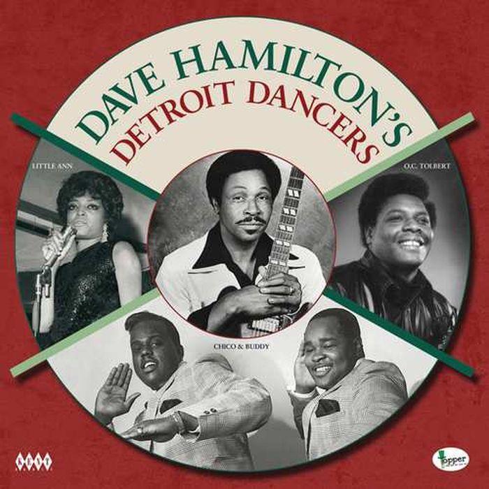 Dave Hamilton's Detroit Dancers (LP) dave hamilton s detroit dancers lp