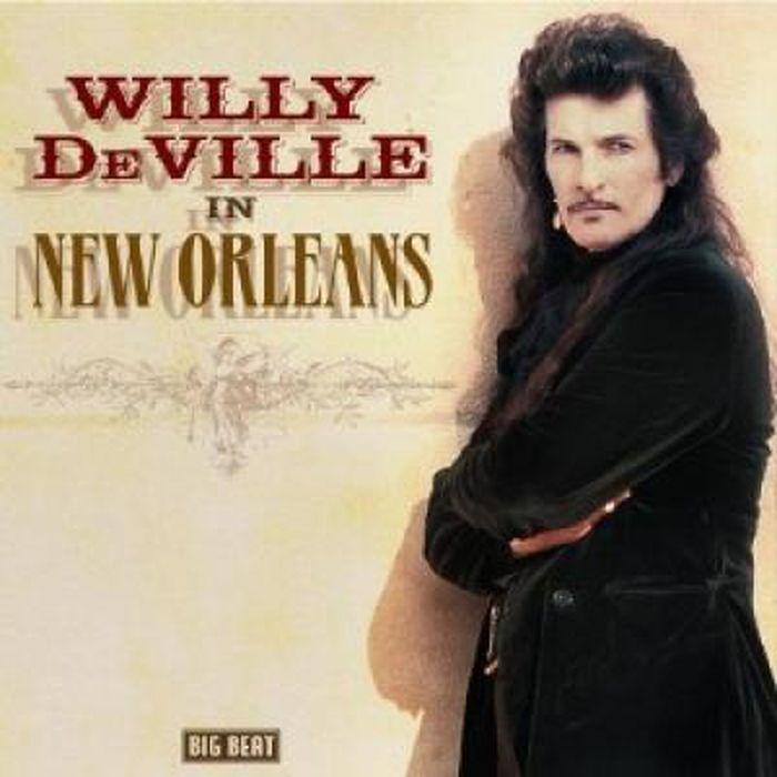 Willy DeVille Willy Deville. In New Orleans недорого