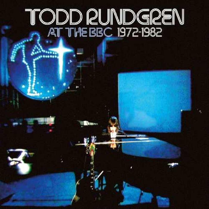 Тодд Рандгрен Todd Rundgren. At The BBC 1972-1982 (3 CD + DVD) erismann poesia 4058 3