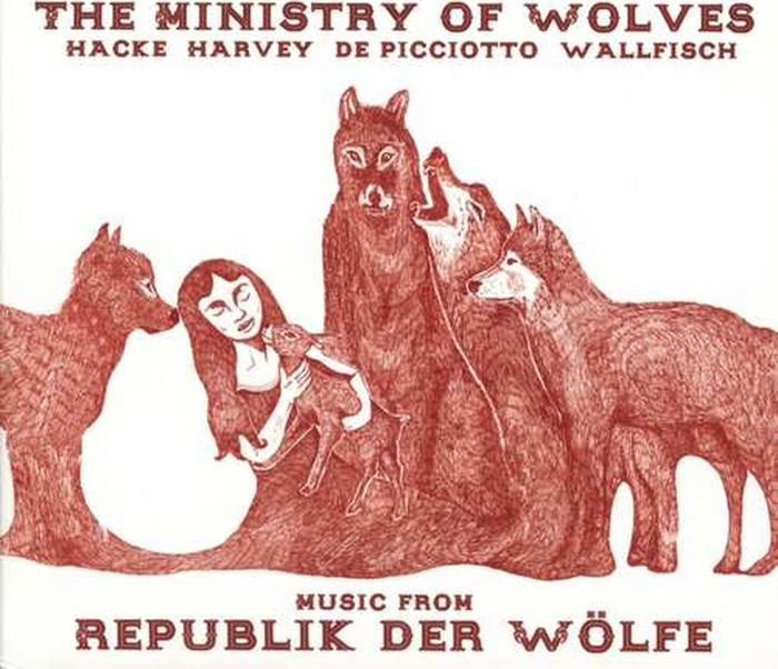 The Ministry Of Wolves The Ministry Of Wolves. Music From Republik Der Wolfe bad wolves