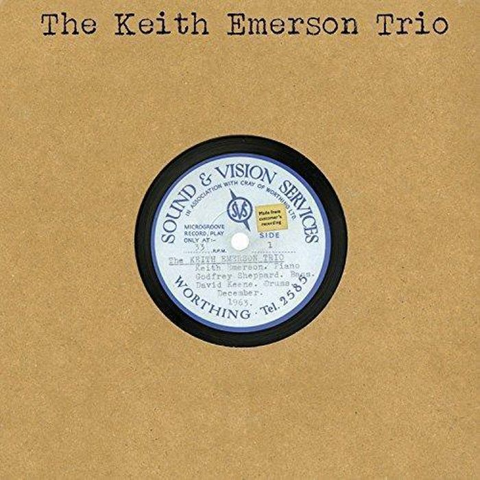 The Keith Emerson Trio The Keith Emerson Trio. The Keith Emerson Trio