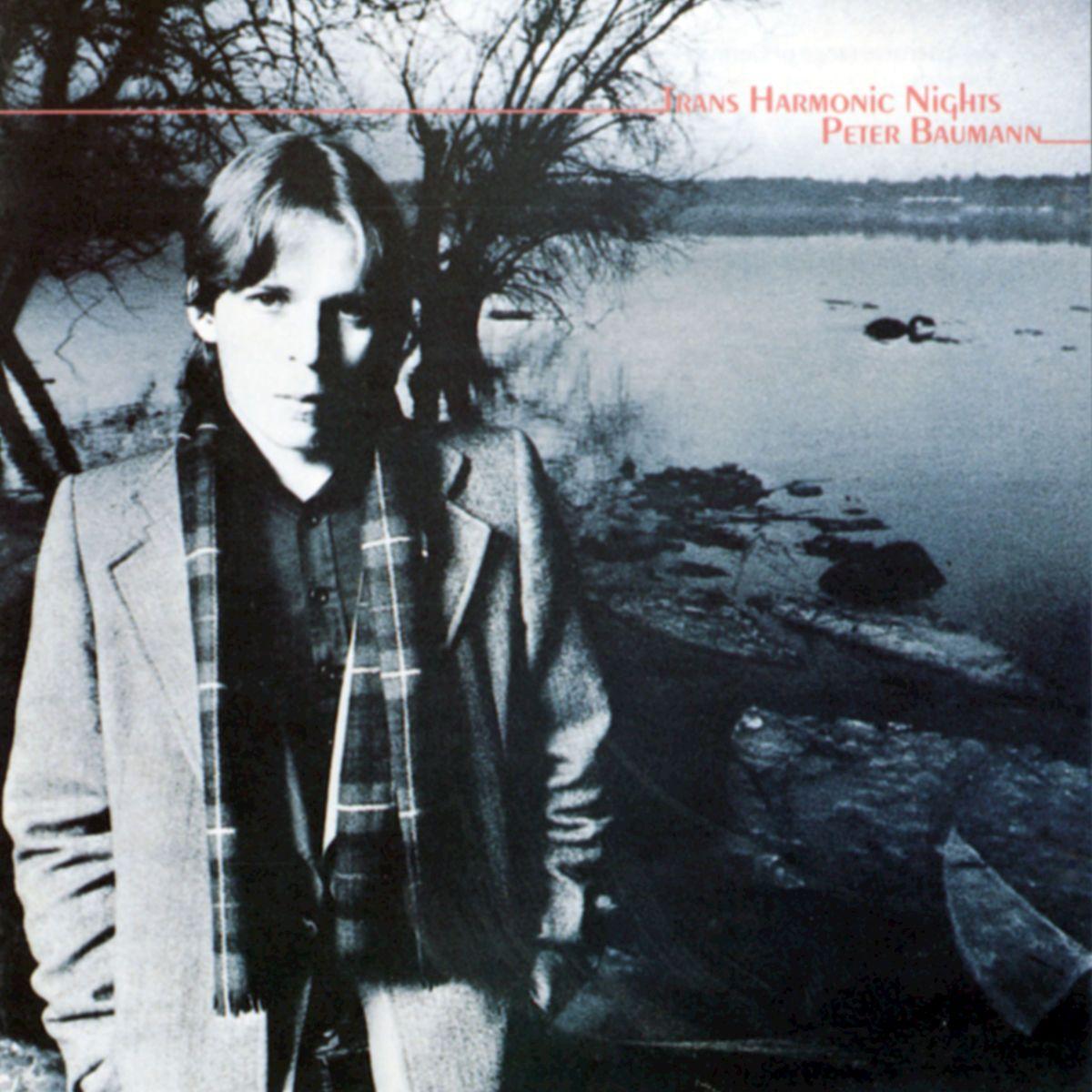 Peter Baumann. Trans Harmonic Nights: Remastered Edition peter baumann projecting the future