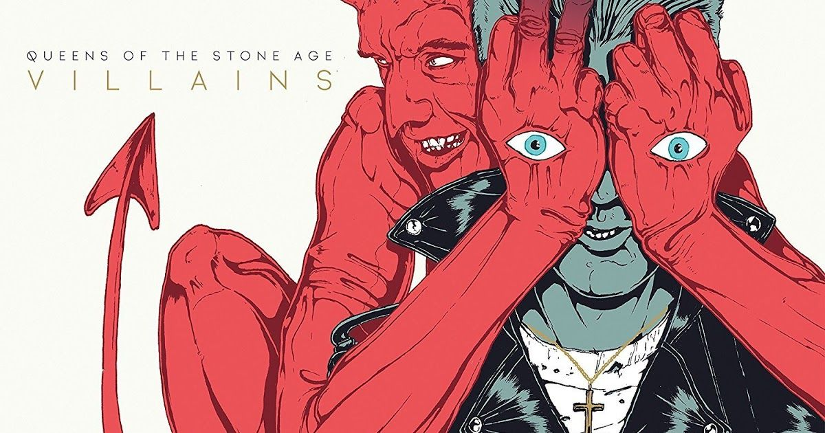 цена на Queens Of The Stone Age Queens Of The Stone Age. Villains