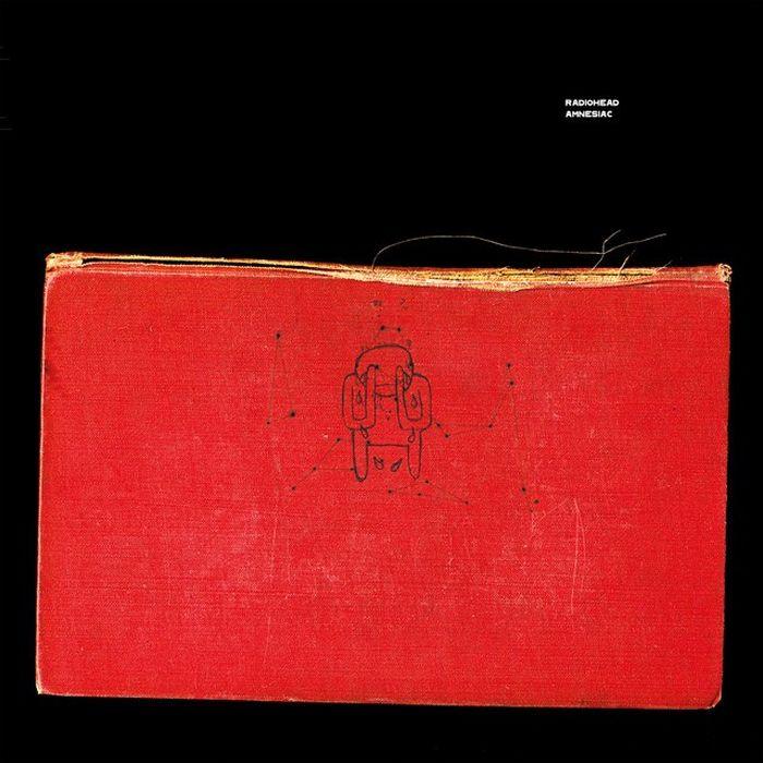 Radiohead Radiohead. Amnesiac (2 LP) radiohead radiohead pablo honey
