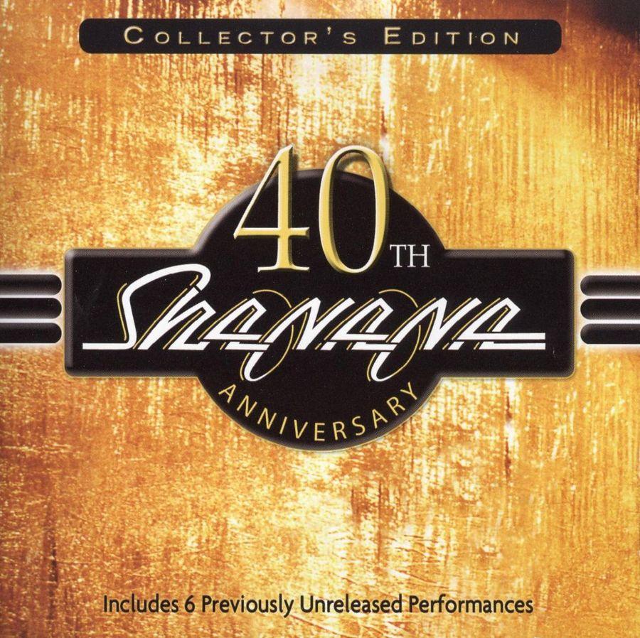 Sha Na Na Sha Na Na. 40th Anniversary Collector's michail roscin spomienka na annu