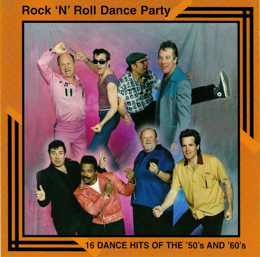 Sha Na Na Sha Na Na. Rock 'n' Roll Dance Party