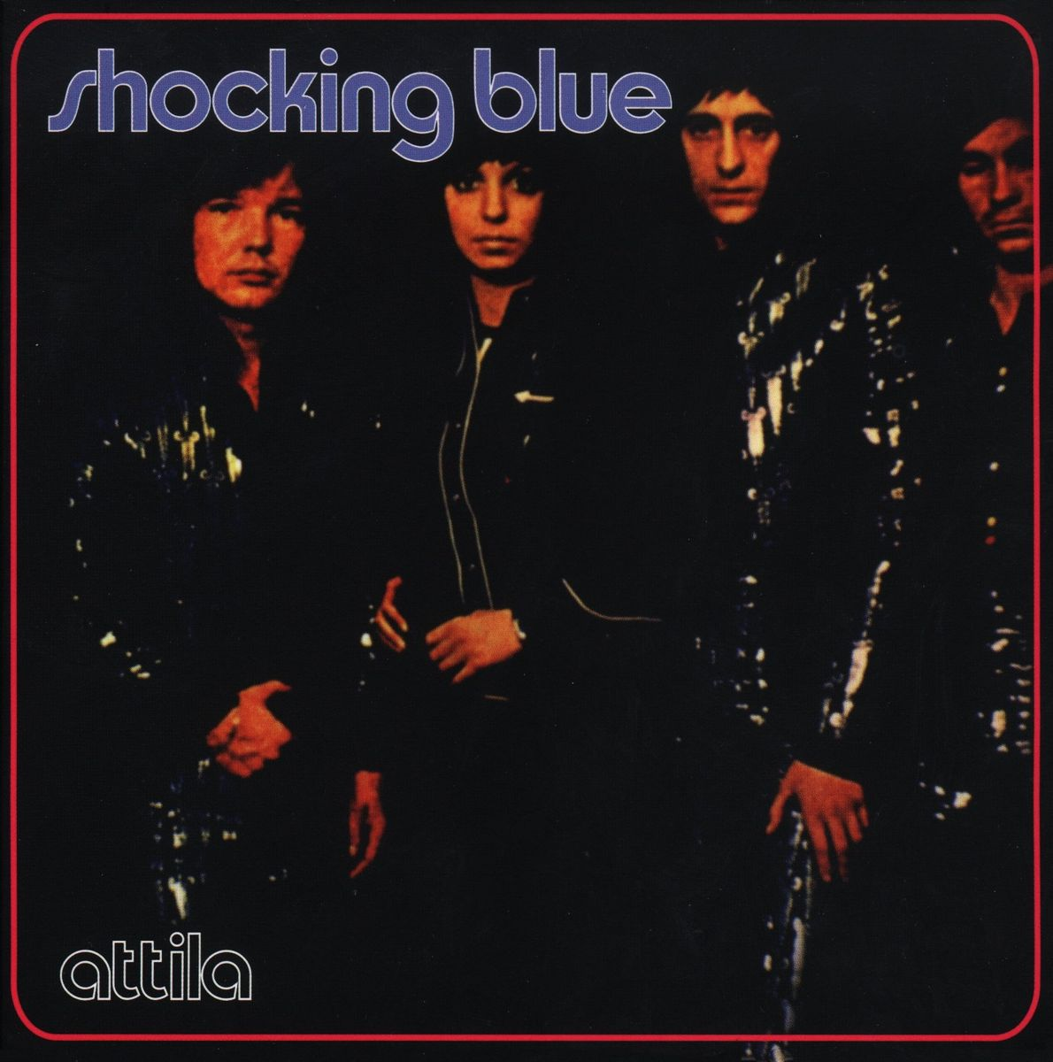 цены на Shocking Blue. Attila (LP)  в интернет-магазинах