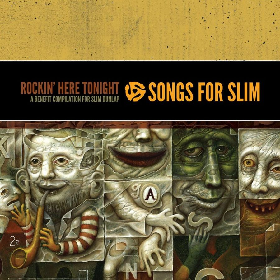 Songs For Slim. Rockin' Here Tonight. A Benefit Compilation For Slim Dunlap (2 CD) цена 2017