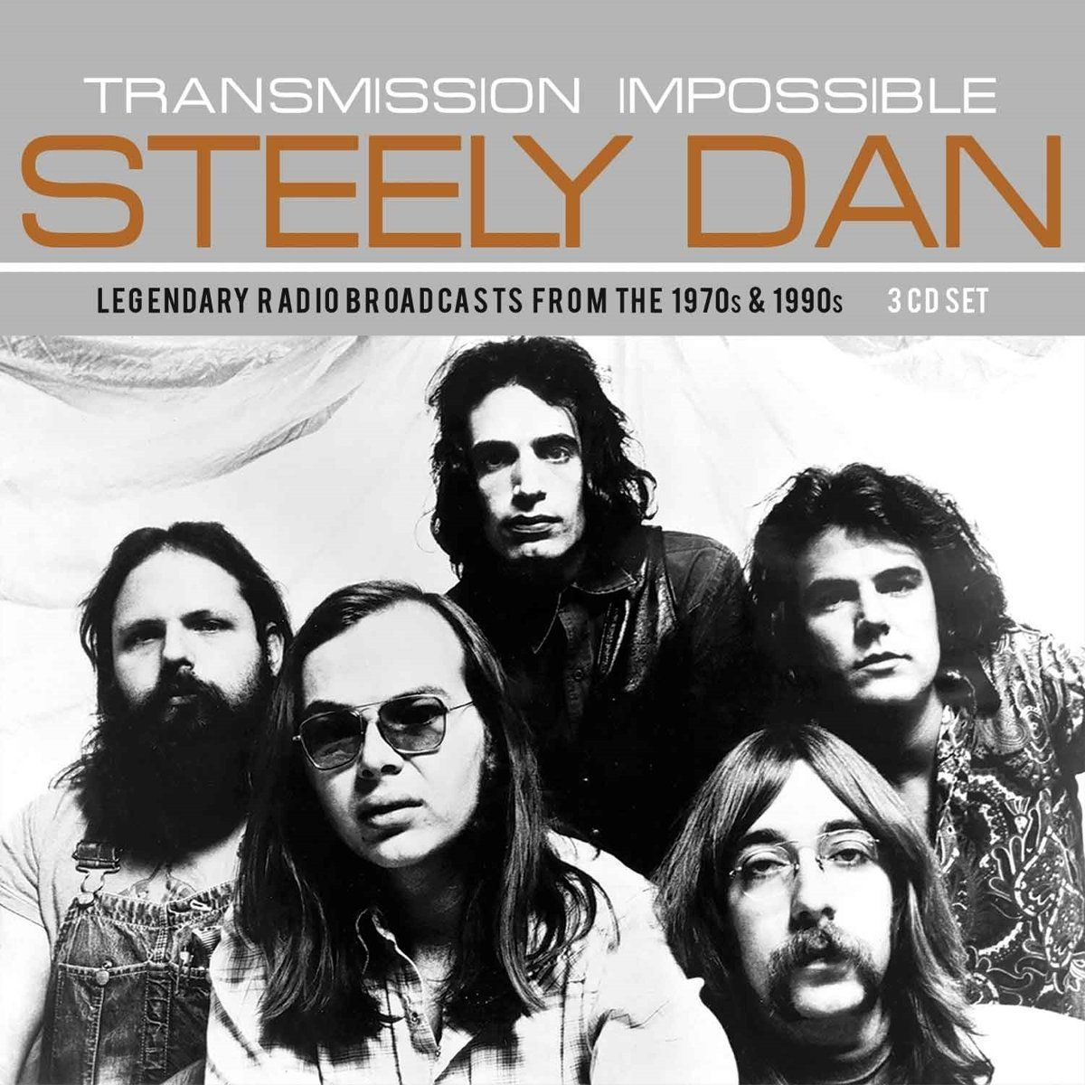 Steely Dan Steely Dan. Transmission Impossible (3 CD) steely dan steely dan katy lied