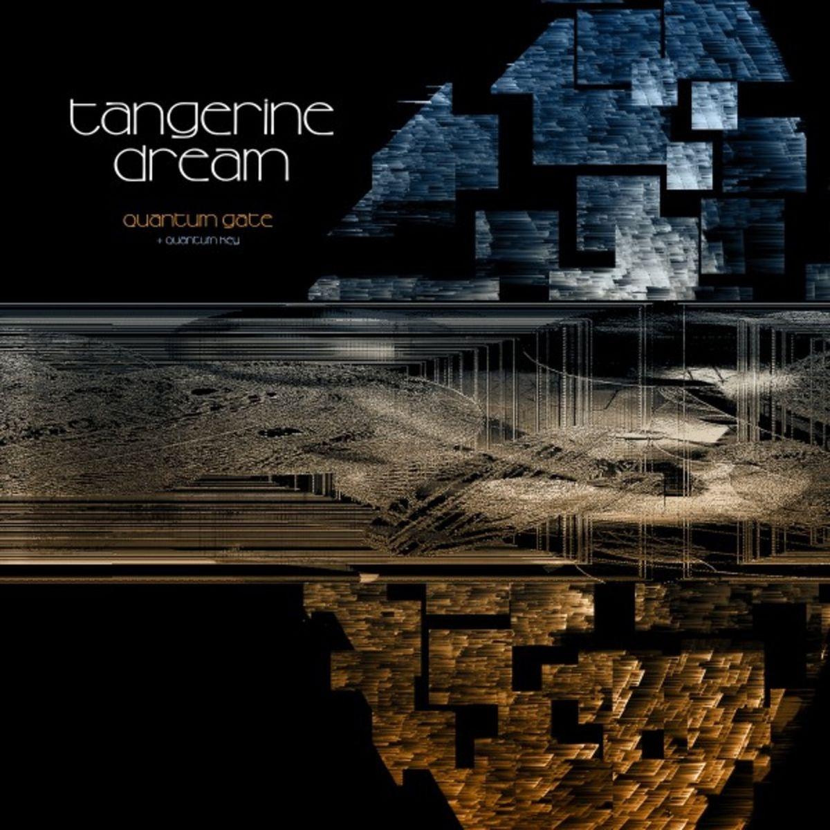 Tangerine Dream Tangerine Dream. Quantum Gate (2 LP) tangerine dream tangerine dream finnegans wake