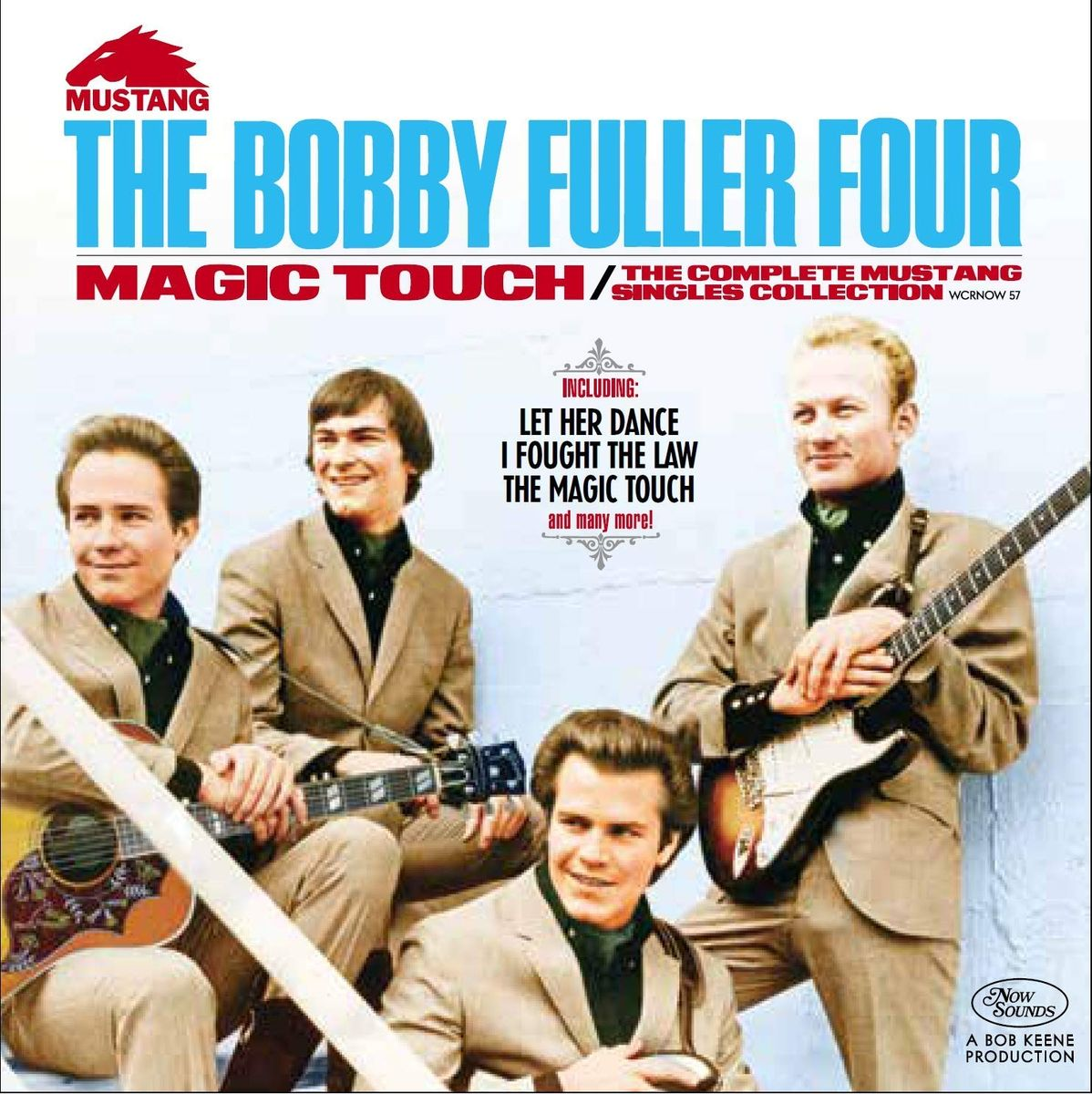 The Bobby Fuller Four The Bobby Fuller Four. Magic Touch: The Complete Mustang Singles Collection catalog fuller transmission