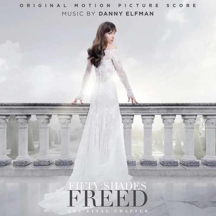 Danny Elfman. Fifty Shades Freed. Original Motion Picture Score (LP) fifty shades freed pleasure overload фиолетовый набор для 10 дней страстных игр
