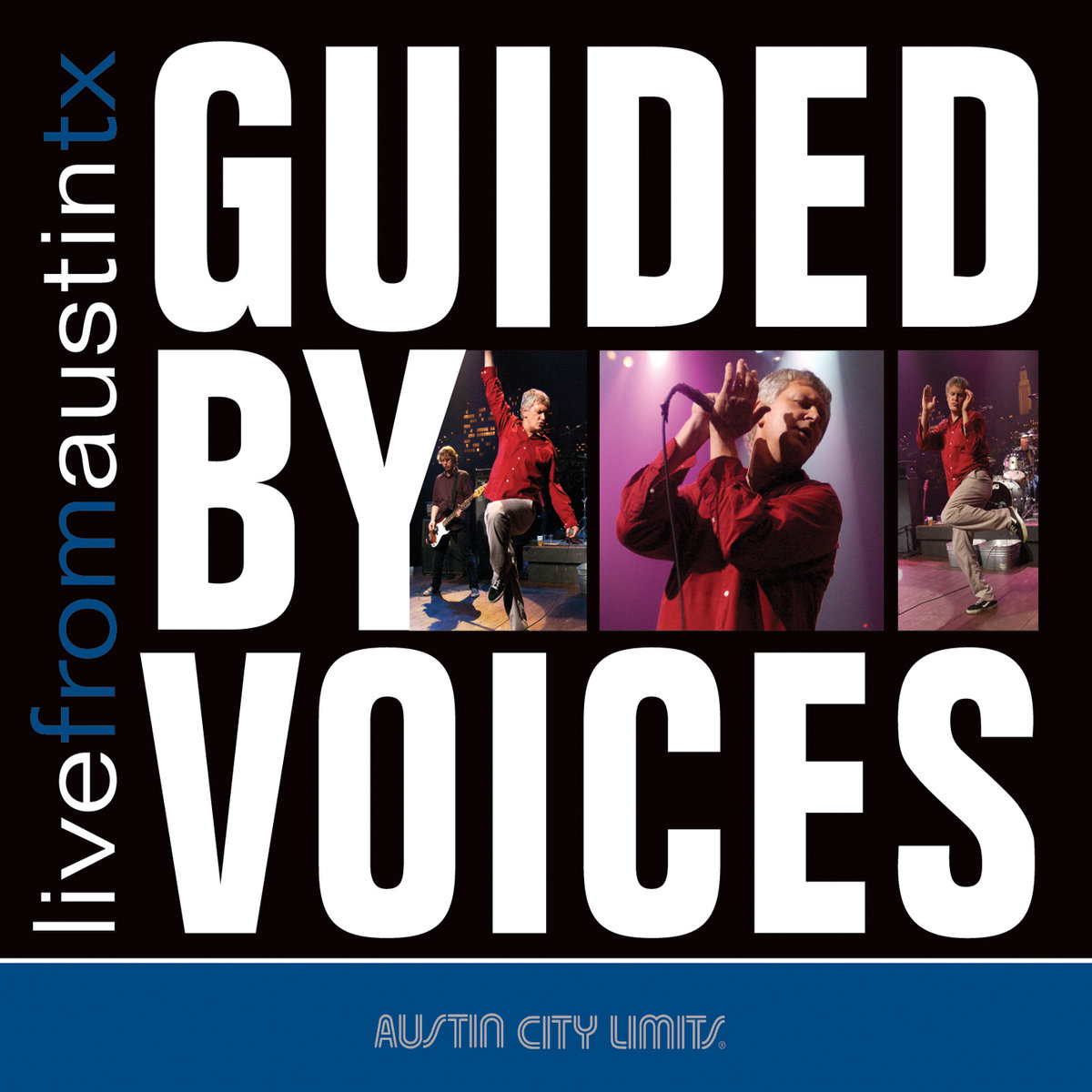 Guided By Voices Guided By Voices. Live From Austin Tx (2 CD) soul asylum soul asylum live from liberty lunch austin tx 2 lp