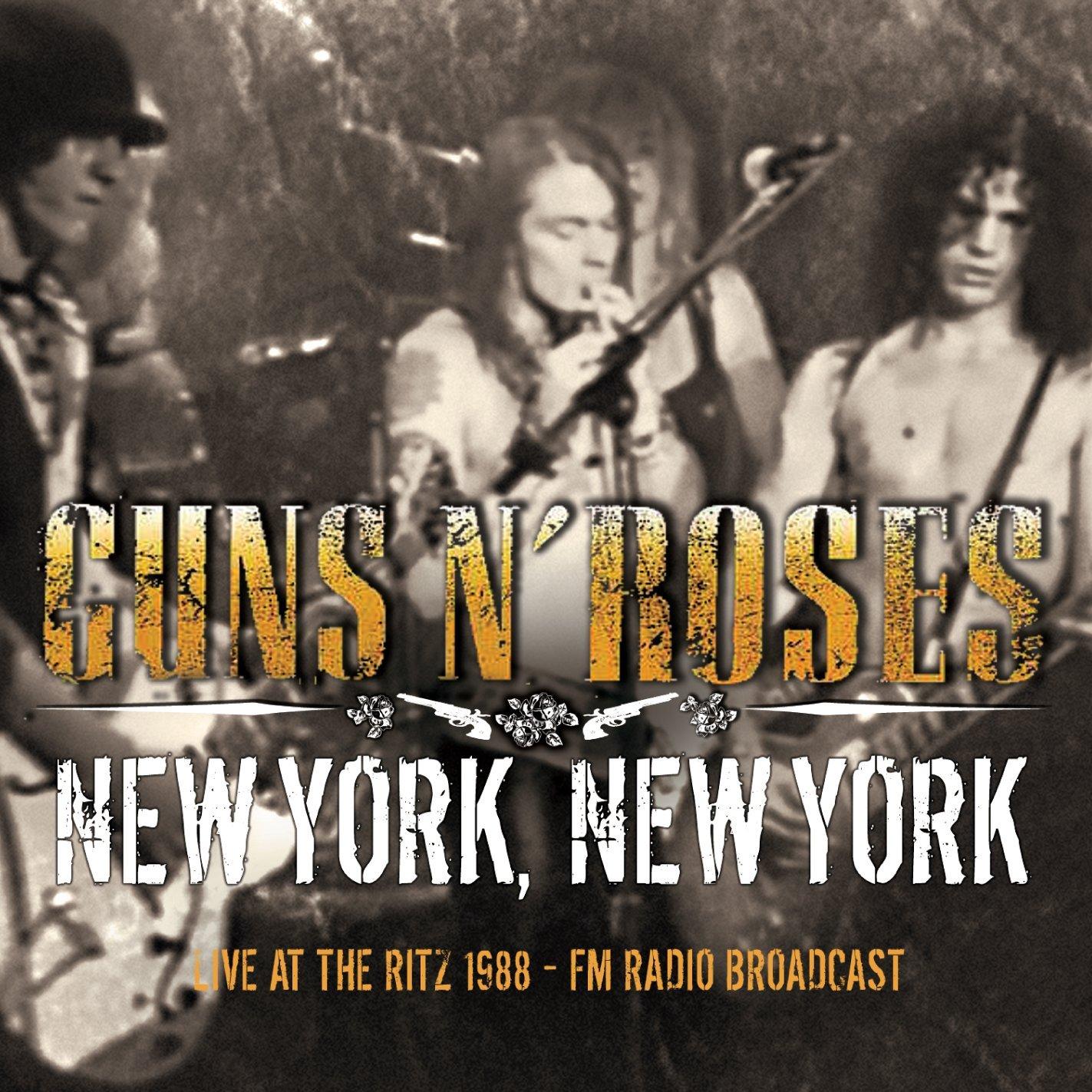 Guns N Roses Roses. New York
