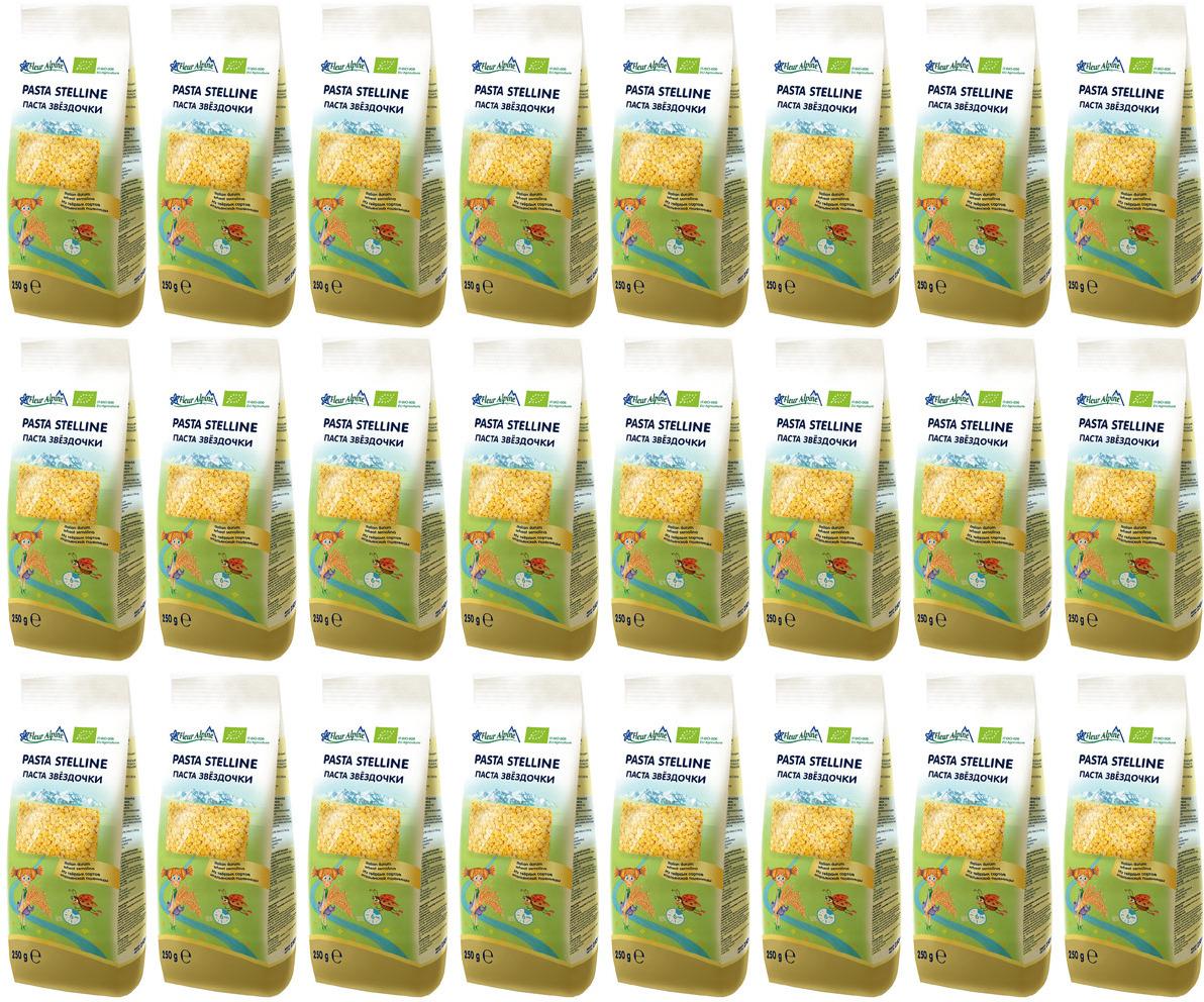 Флер Альпин Органик паста звездочки (Стеллини), 24 шт по 250 г