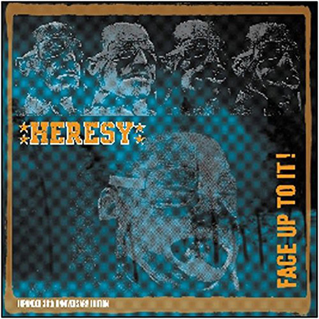 Фото - Heresy Heresy. Face Up To It! Expanded 30th Anniversary Edition (2 LP + CD) cd led zeppelin ii deluxe edition
