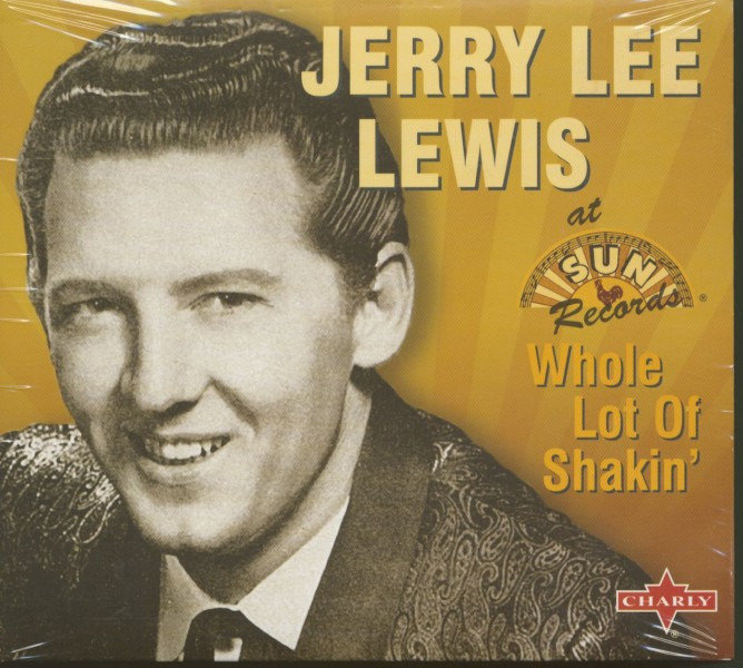 Джерри Ли Льюис Jerry Lee Lewis. Whole Lot Of Shakin' Goin' On рики нельсон ricky nelson whole lotta shakin goin on