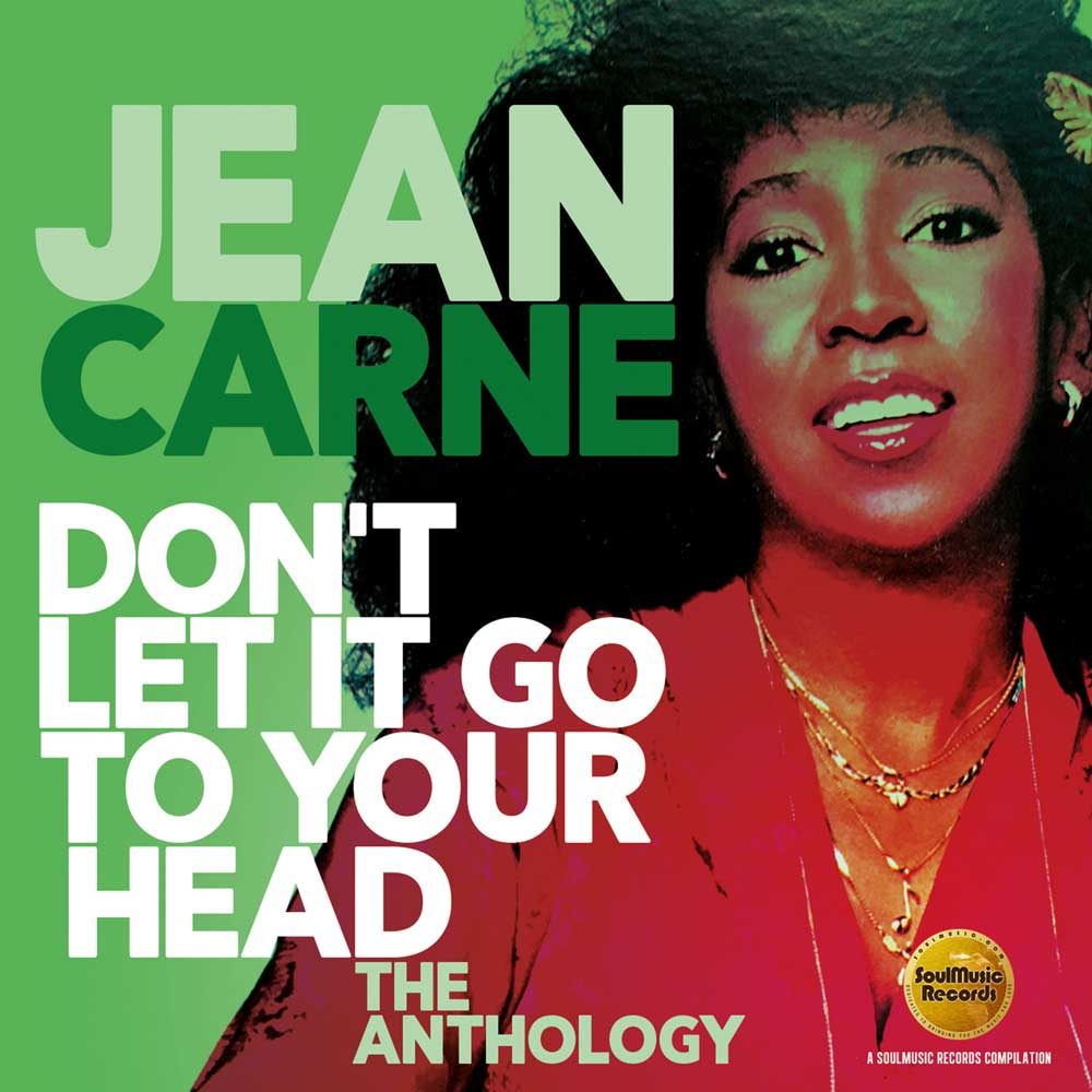 Jean Carne Jean Carne. Don't Let It Go To Your Head. The Anthology (2 CD) доходное место 2019 02 23t19 00
