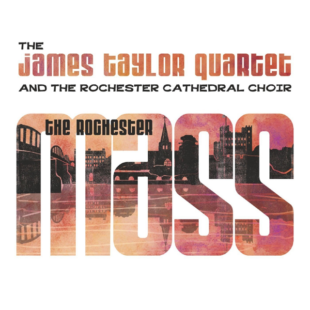 Джеймс Тейлор James Taylor. Quartet And The Rochester Cathedral Choir. The Rochester Mass (LP) джеймс аполло james apollo angels we have grown apart lp