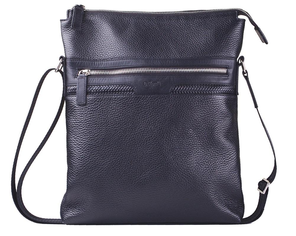 Сумка кросс-боди D. Morelli золотая лиса foxer новая мужская рука баотоу слой кожаного делового кошелька большая сумка отдыха сумка пакет пакет волна 812003f1a черный