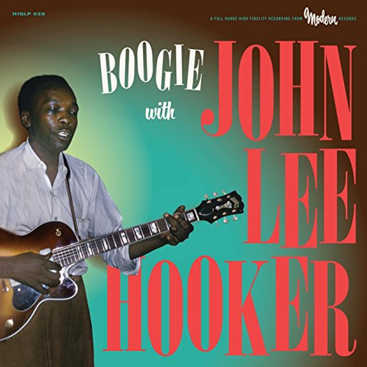 цена на Джон Ли Хукер John Lee Hooker. Boogie With John Lee Hooker (LP)