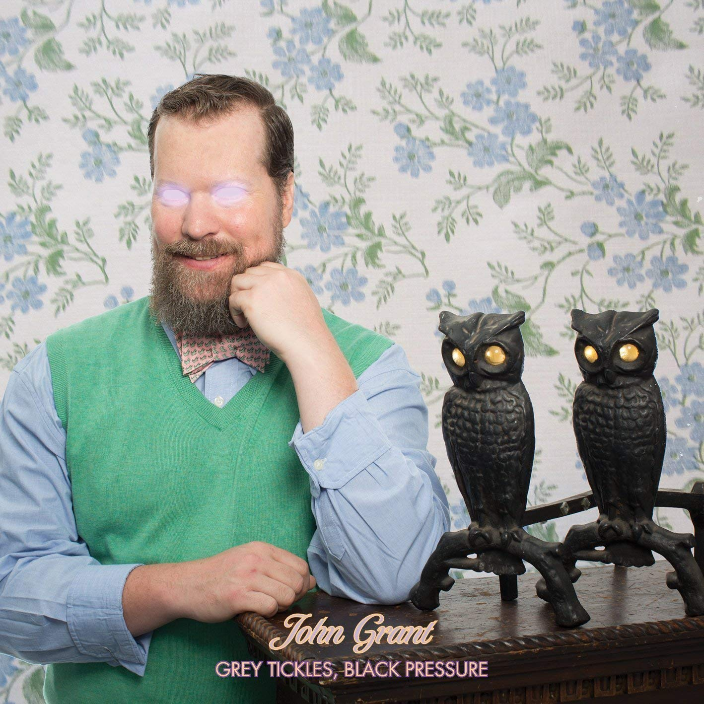 Джон Грант John Grant. Grey Tickles, Black Pressure (2 LP)