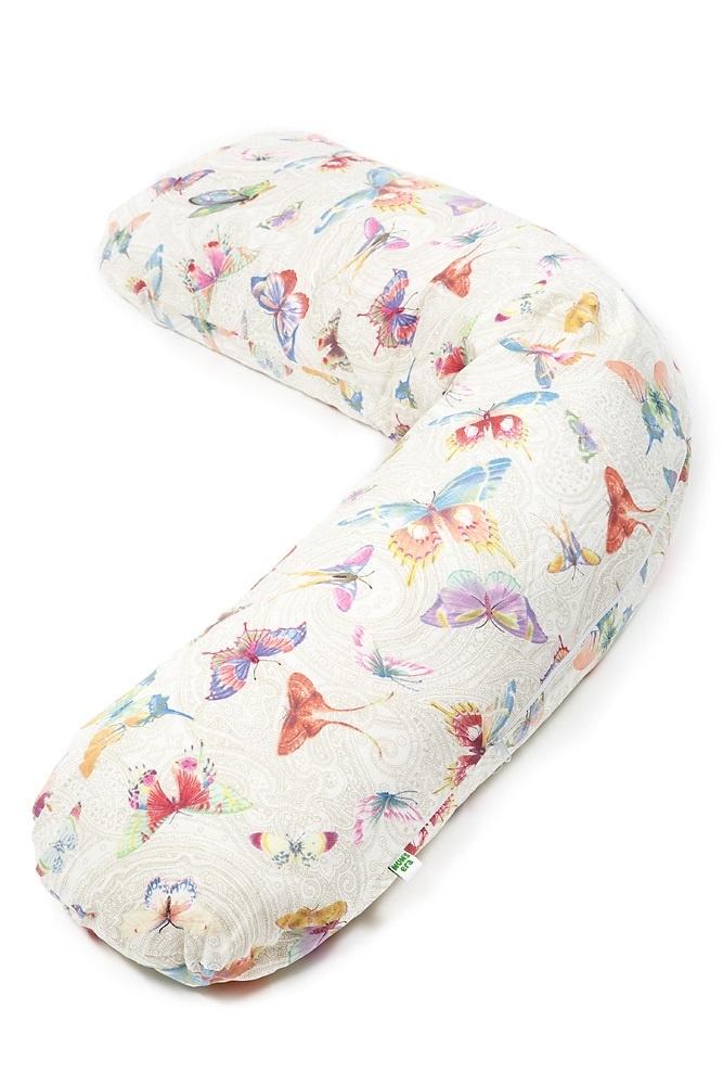 Подушка для кормящих и беременных Mum's Era Баттерфляй подушки для малыша spiegelburg собачка подушка 25207
