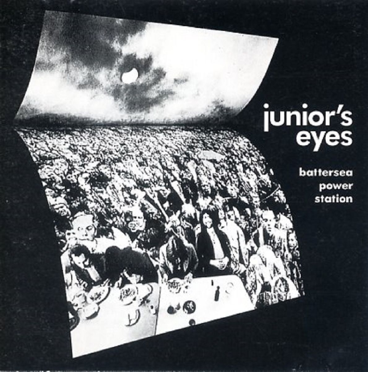 Junior's Eyes Junior's Eyes. Battersea Power Station. Expanded & Remastered Edition (2 CD) цены онлайн