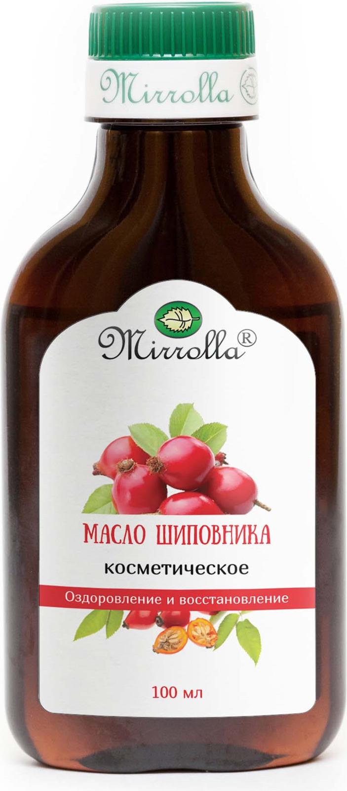 Масло косметическое Mirrolla 100 мл масло кокоса mirrolla косметическое 25 мл