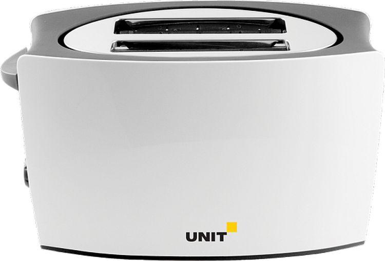 Тостер Unit UST-019, CE-0571385, серебристый