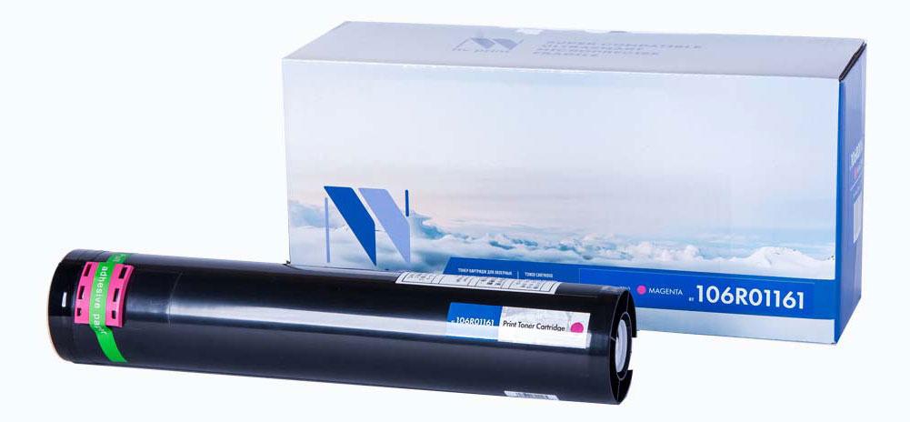 Картридж NV Print NV-106R01161, пурпурный, для лазерного принтера