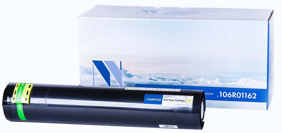 Картридж NV Print NV-106R01162, желтый, для лазерного принтера