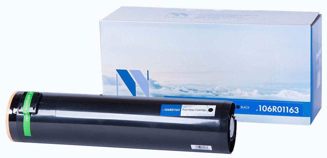 Картридж NV Print NV-106R01163, черный, для лазерного принтера