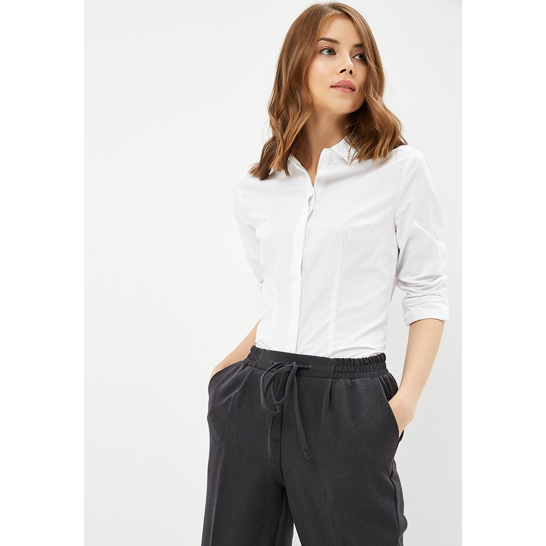 Блузка Modis блузка modis casual 14a005csp 2015